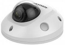 Видеокамера IP Hikvision DS-2CD2563G0-IWS 4-4мм цветная корп.:белый