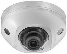 Видеокамера IP Hikvision DS-2CD2523G0-IS 6-6мм цветная корп.:белый