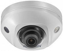 Видеокамера IP Hikvision DS-2CD2523G0-IWS 4-4мм цветная корп.:белый