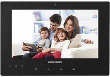 Видеопанель Hikvision DS-KH8340-TCE2 цветной сигнал цвет панели: черный