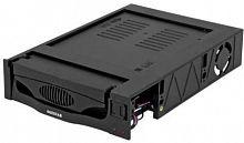 """Сменный бокс для HDD AgeStar SR3P-SW-2F SATA пластик черный hotswap 3.5"""""""