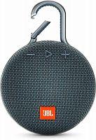 Колонка порт. JBL Clip 3 голубой 3.3W 1.0 BT 1000mAh (JBLCLIP3BLU)