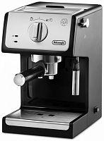 Кофеварка эспрессо Delonghi ECP33.21.BK 1100Вт черный