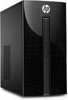 ПК HP 460-p203ur MT i5 7400T (2.4)/8Gb/1Tb 7.2k/HDG630/DVDRW/Free DOS/GbitEth/черный