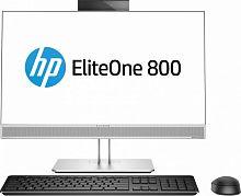 "Моноблок HP EliteOne 800 G4 23.8"" Full HD i7 8700 (3.2)/16Gb/SSD512Gb/UHDG 630/DVDRW/Windows 10 Professional 64/GbitEth/WiFi/BT/180W/Cam/серебристый 1920x1080"