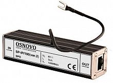 Грозозащита Osnovo SP-IP/100(ver2)