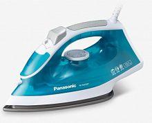 Утюг Panasonic NI-M250TGTW 1550Вт голубой/белый
