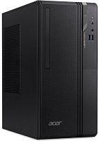 ПК Acer Veriton ES2730G MT i5 8400 (2.8)/4Gb/SSD256Gb/UHDG 630/Windows 10 Professional/GbitEth/180W/черный