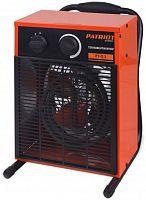 Тепловая пушка электрическая Patriot PT-Q 3 оранжевый