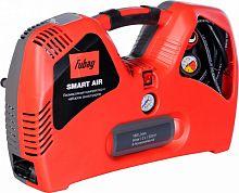 Компрессор поршневой Fubag Basic Smart Air безмасляный 180л/мин 2л 1100Вт красный/черный