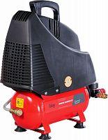 Компрессор поршневой Fubag Basic Service Master Kit безмасляный 180л/мин 6л 1100Вт красный/черный
