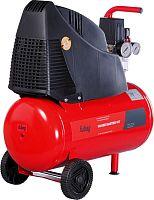 Компрессор поршневой Fubag Basic House Master kit безмасляный 180л/мин 24л 1100Вт красный/черный