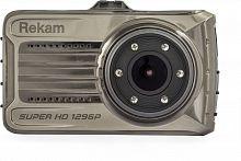 Видеорегистратор Rekam F250 серый 3Mpix 1296x2304 1296p 170гр. JL5201B