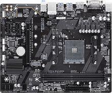 Материнская плата Gigabyte GA-A320M-H Soc-AM4 AMD A320 2xDDR4 mATX AC`97 8ch(7.1) GbLAN RAID+DVI+HDMI