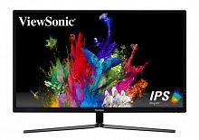 "Монитор ViewSonic 32"" VX3211-4K-MHD черный VA LED 3ms 16:9 HDMI M/M матовая 3000:1 300cd 178гр/178гр 3840x2160 DisplayPort 6.6кг"