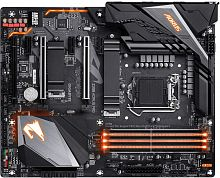 Материнская плата Gigabyte Z390 AORUS PRO Soc-1151v2 Intel Z390 4xDDR4 ATX AC`97 8ch(7.1) GbLAN RAID+HDMI