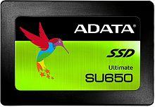 "Накопитель SSD A-Data SATA III 480Gb ASU650SS-480GT-R Ultimate SU650 2.5"""