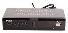 Ресивер DVB-T2 Сигнал Эфир HD-225 черный