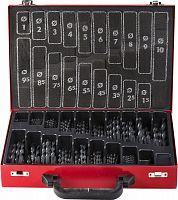 Набор сверл Зубр 4-29605-H170-M по металлу (170пред.) для дрелей