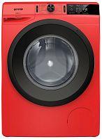 Стиральная машина Gorenje Colour WE62S3R класс: A+++ загр.фронтальная макс.:6кг красный