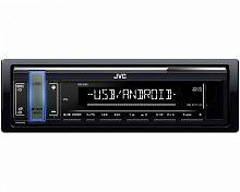 Автомагнитола JVC KD-X161 1DIN 4x50Вт