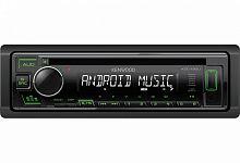 Автомагнитола CD Kenwood KDC-130UG 1DIN 4x50Вт
