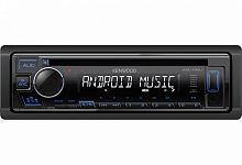 Автомагнитола CD Kenwood KDC-130UB 1DIN 4x50Вт