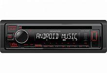 Автомагнитола CD Kenwood KDC-153R 1DIN 4x50Вт