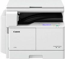 Копир Canon imageRUNNER 2206 (3030C001) лазерный печать:черно-белый (крышка в комплекте) с тонером