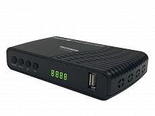 Ресивер DVB-T2 Telefunken TF-DVBT224 черный