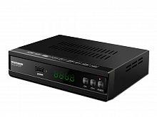 Ресивер DVB-T2 Telefunken TF-DVBT227 черный