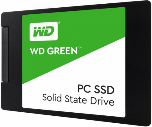 "Накопитель SSD WD Original SATA III 480Gb WDS480G2G0A Green 2.5"""