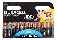 Батарея Duracell Ultra Power LR6-12BL MX1500 AA (12шт)