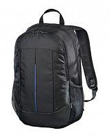"""Рюкзак для ноутбука 15.6"""" Hama Cape Town черный/синий полиэстер (00101908)"""