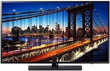 """Панель Samsung 43"""" HG43EF690 черный LED 16:9 HDMI M/M TV глянцевая Pivot 400cd 178гр/178гр 1920x1080 D-Sub FHD USB 12.7кг (RUS)"""