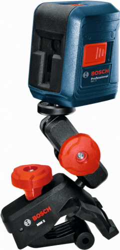 Лазерный нивелир Bosch GLL 2 + MM2
