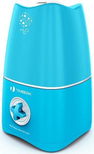 Увлажнитель воздуха Timberk THU UL 15M (M4) 25Вт (ультразвуковой) голубой