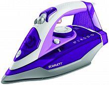 Утюг Scarlett SC-SI30K36 2600Вт фиолетовый