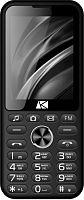"Мобильный телефон ARK Power F3 32Mb черный моноблок 2Sim 2.8"" 240x320 0.3Mpix GSM900/1800 MP3 FM microSD"