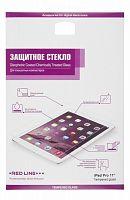 """Защитное стекло для экрана прозрачная Redline для Apple iPad Pro 11"""" 11"""" 1шт. (УТ000016645)"""