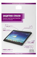 "Защитное стекло для экрана прозрачная Redline для Samsung Galaxy Tab A 10.5"" 1шт. (УТ000016496)"