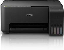 МФУ струйный Epson L3150 (C11CG86409) A4 WiFi USB черный