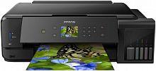 МФУ струйный Epson L7180 (C11CG16404) A3 Duplex Net WiFi USB RJ-45 черный