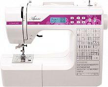 Швейная машина Comfort 1000 белый/черный
