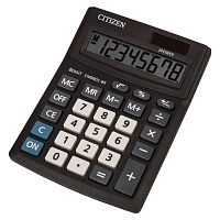 Калькулятор настольный Citizen CMB801BK черный 8-разр.