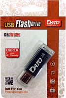 Флеш Диск Dato 8Gb DS7012 DS7012K-08G USB2.0 черный