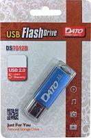 Флеш Диск Dato 16Gb DS7012 DS7012B-16G USB2.0 синий