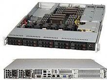 Корпус SuperMicro CSE-116TQ-R706WB 1U 2x750W черный