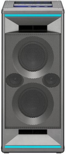 Микросистема Hi-Fi Pioneer XW-SX50-H серый 120Вт/USB/BT