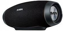 Колонка порт. Sven PS-230 черный 12W 2.0 BT/USB 10м 1500mAh (SV-017576)